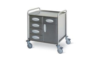 servirni voziček T507035