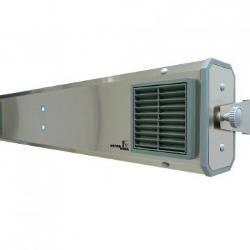 NBVE UV-C dezinfekcija prostora in zraka, germicidna lampa, svetilka stenski